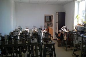 Геотехническая лаборатория (сдвиговые и компрессионные приборы)